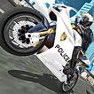 play Police Motorbike Traffic Rider
