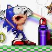 play Sonic in Troll Island