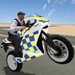 play Super Stunt Police Bike Simulator 3D